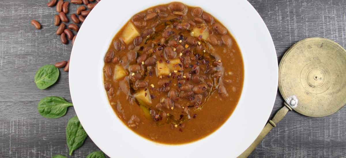 Pinto Bean Soup Recipe – Khorake Loobia