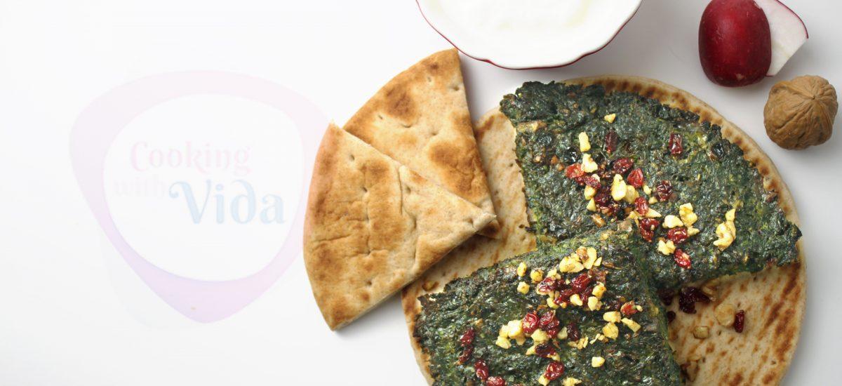Kuku Sabzi | Persian Veggie Patties Recipe