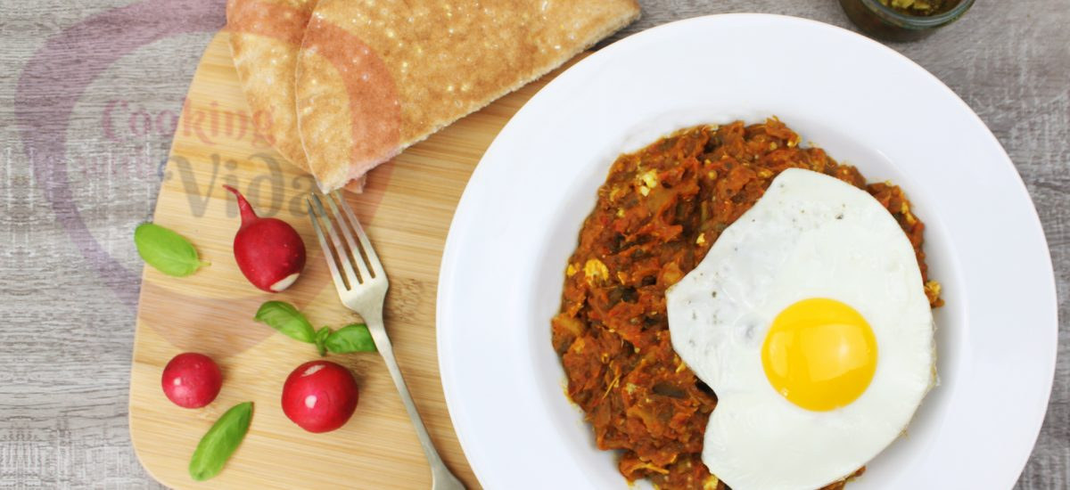 Mirza Ghasemi ( Persian Smoked Eggplant ) Recipe